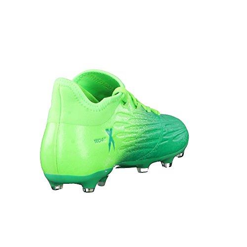 adidas Jungen X 16.1 Fg J Fußballschuhe neongrün / grün