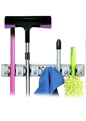 mop-holder-supporto-da-parete-coffsky-scopa-organizzatore-5-alloggi-ad-incastro-con-6-ganci