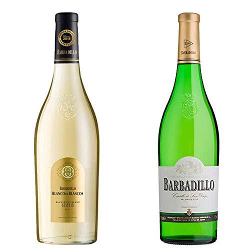 Blanco De Los Blancos Y Castillo De San Diego - Vino Blanco - Barbadillo - 2 Botellas De 750 Ml