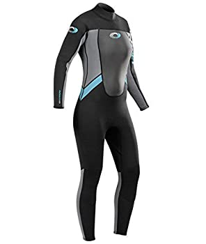 "Girls Osprey Origin Full Wetsuit (30"", Blue) 0"