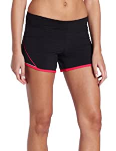 "New Balance Damen Running Hose 5"" 2-in-1 Short, black, XL, WRS2119 T.US"