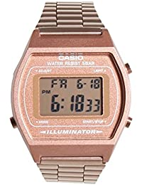 Casio Classic b640wc-5avt oro rosa reloj