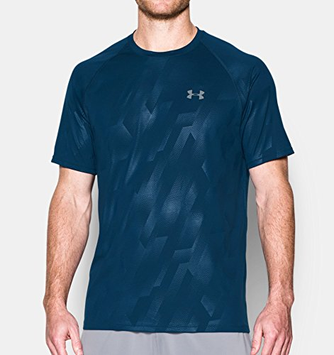 Under Armour Herren Ua Tech Novelty Ss Kurzarmshirt