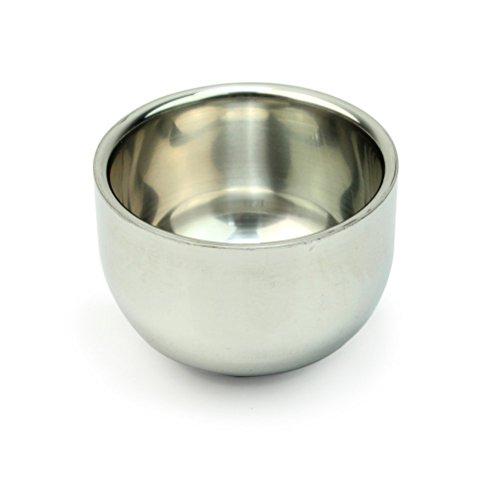 pixnor-in-acciaio-inox-rasatura-sapone-tazza-tazza-e-ciotola-di-rasatura-shinning-argento