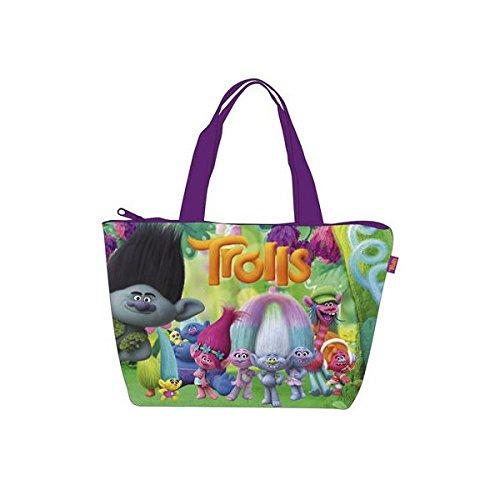 Trolls TL11347 Bolsa de Tela y de Playa