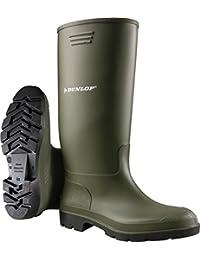 Nuevo Dunlop 380 Pricemastor Impermeable Botas De Seguridad - verde, 46