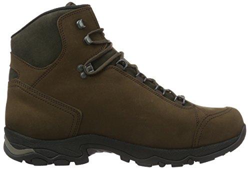 HanwagAlta Bunion Winter GTX - Scarpe da trekking e da passeggiata Uomo Marrone (Brown)