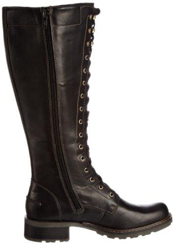 Sebago Saranac Tall, Damen Stiefel Noir - noir