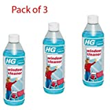 Best Window Cleaning Products - HG Window Cleaner 500ml (Pack of 3)- 297050106 Review