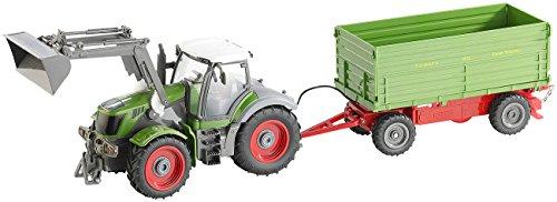 Funk-ferngesteuerter Traktor Playtastic