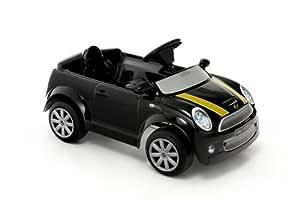 Toys Toys - 656440 - Vélo et Véhicule pour Enfant - Mini Cooper Electric 6V - Noir