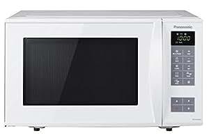 Panasonic NN-K354W Comptoir Micro-onde combiné 23L 800W Blanc - micro-ondes (Comptoir, Micro-onde combiné, 23 L, 800 W, Toucher, Blanc)