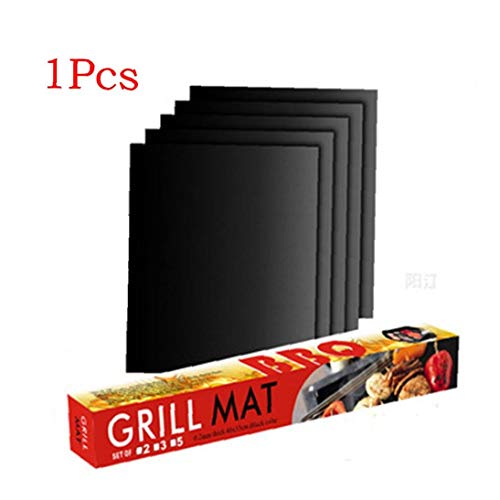 Non-Stick Barbecue Grill Pad Barbecue Baking Pad Wiederverwendbare Teflon Kochtafel 40 * 30cm Für Party Grill Mat Werkzeuge