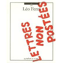 Lettres non postées