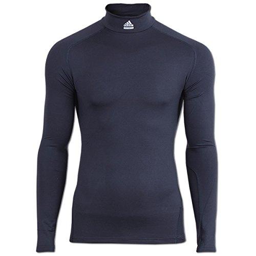 adidas Techfit Powerweb Kompressions T Shirt Climacool grün schwarz blau rot