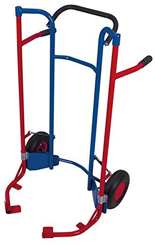 Reifenkarre niedrig Traglast (kg): 200 Ladefläche: 245-920 x mm RAL 5010 Enzianblau