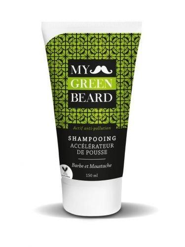 Bart My Green Beard Shampoing de croissance 150 ml