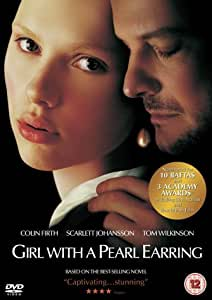 Girl With A Pearl Earring [2004] [DVD]