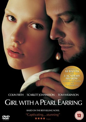 Girl With A Pearl Earring  2004   DVD