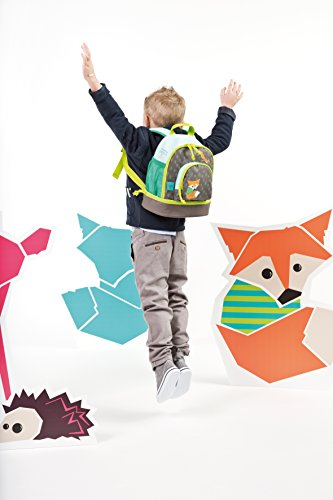 Lässig Little Tree Fox Kinderrucksack - 3
