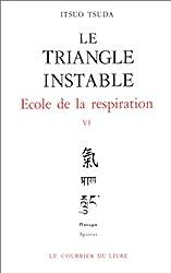 Ecole de la respiration - Le triangle instable