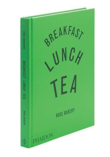 Breakfast Lunch Tea par Rose Carrarini