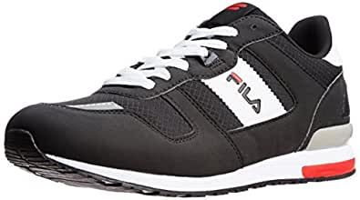 Fila Men's Orso Black, Navy and White  Sneakers -11 UK/India (45 EU)