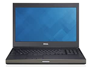 """Dell Precision Mobile Workstation M4800 - 15.6"""" - Core i7 4810MQ - mise à niveau inférieure Windows 7 Pro 64 bits / Windows 8.1 Pro 64 bits - 8 Go RAM - 500 Go HDD"""