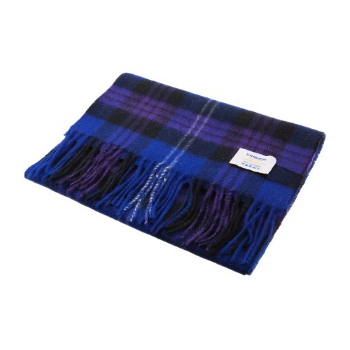 edinburgh-100-lambswool-scottish-tartan-multicolour-scarf-heritage-of-scotland-one-size