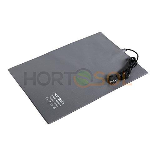 HORTOSOL 40w Tappeto piastra riscaldante 40x60 cm