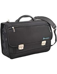 Savebag 12898/42 - Serviette 42 Cm - Noir - 2 Compartiments