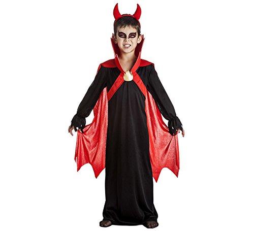 Imagen de disfraz de demonio para niño