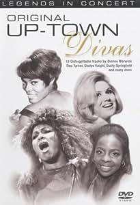 Legends In Concert - Uptown Divas [DVD]