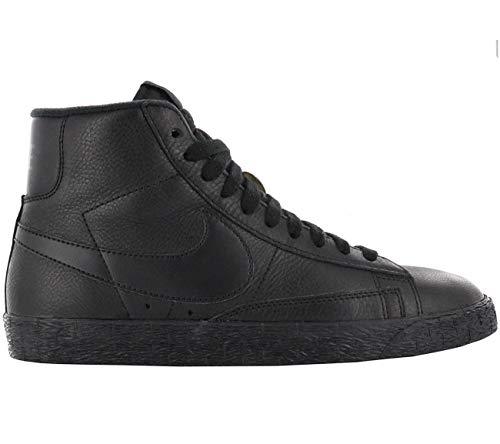 Nike Blazer MID SE Schuhe (Black / Black / Anthracite), 38 EU) -