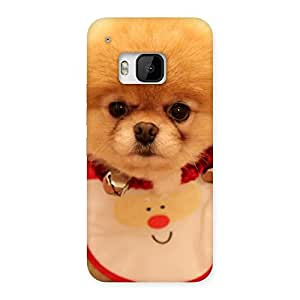 Cute Cutest Pup Multicolor Back Case Cover for HTC One M9