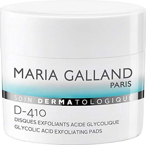 Maria Galland Soin Dermatologique D-410 Disques Exfoliants Acide Glycolique~60-Stück