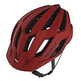 Scott Arx MTB Fahrrad Helm rot matt 2015: Größe: M (55-59cm)
