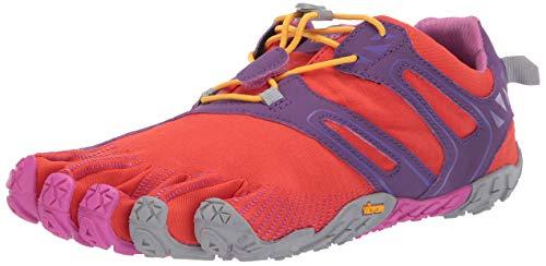 Vibram Fivefingers V, Scarpe da Trail Running Donna, Arancione (Magenta/Orange), 39 EU