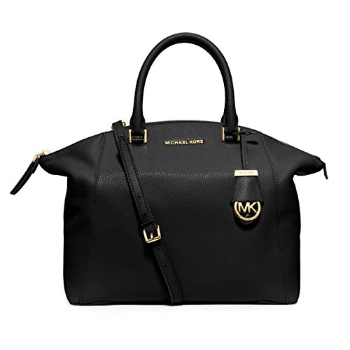 Michael Kors Sac À Main Riley Lg Noir