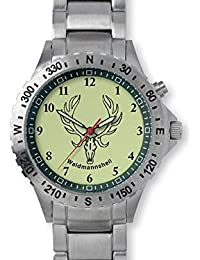 Greiner reloj 'Waidmannsheil' 1209-BM