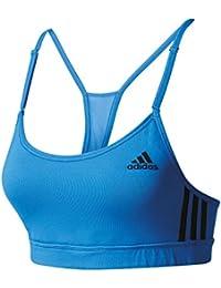 Adidas Strappy 3-Stripes Soutien-gorge de sport