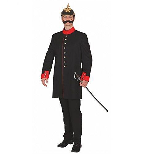 Gr. 56 Historische Uniformjacke m. Futterstoff ()