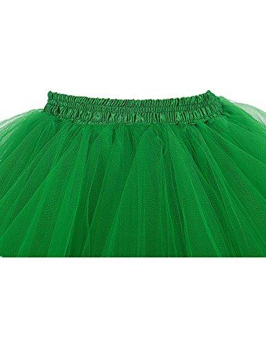 Find Dress Femme Tutu Jupes de Bal/Ballet- Beaucoup de Couleurs Jonquille