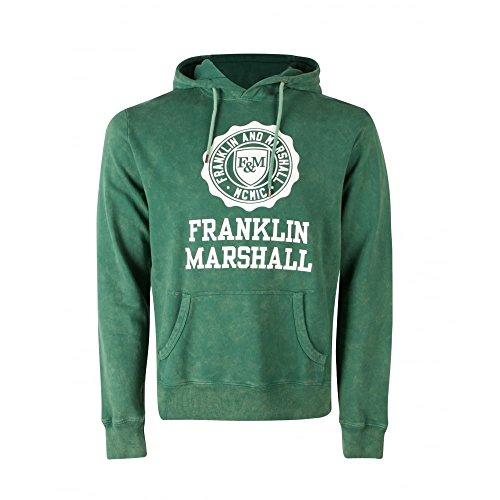 Franklin-Marshall-FLMF248-Overhead-Hoody-Mens-Sweatshirt