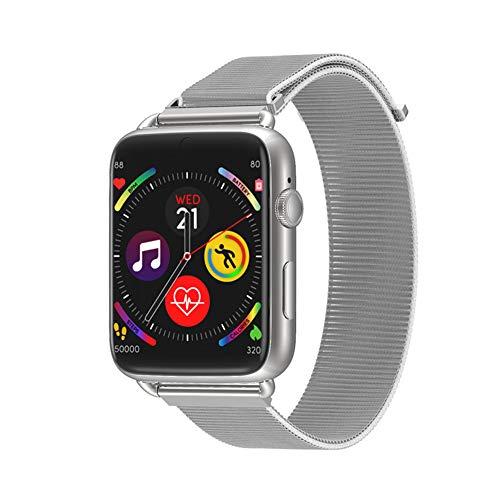 OOLIFENG Android 7.1 OS Smartwatch Reloj de Fitness con GPS 4G para Hombres Mujeres con Ranura Tarjeta...
