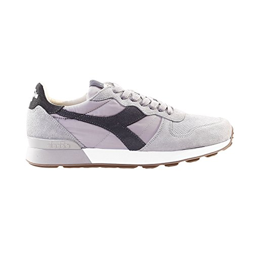 Diadora Heritage Men s Shoes Suede Trainers Sneakers Camaro h Grey UK Size  9 201.173895 91107883f2e