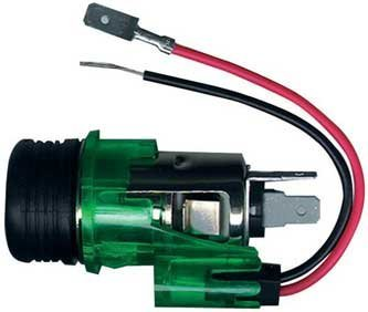 CIGARETTE LIGHTER REPLACEMENT UNIT 12v for FIESTA, Mondeo, Ka,
