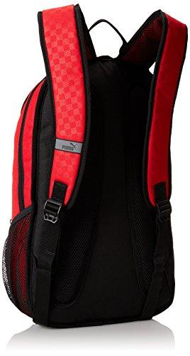Puma Mens Ferrari Replica Backpack red