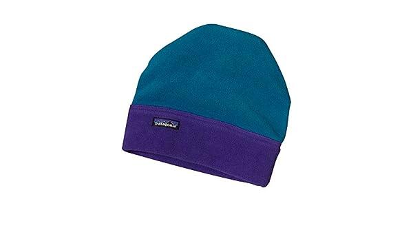 e26d467d955 Synchilla Alpine Hat Underwater Blue  Amazon.co.uk  Clothing