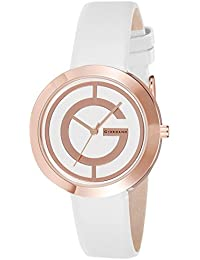 Giordano Analog Rose Gold Dial Women's Watch - A2042-05